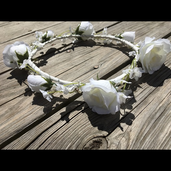 Accessories - Floral crown